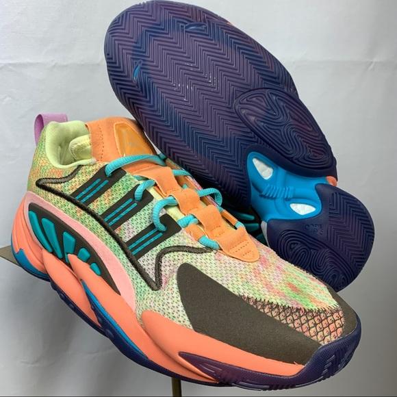 FU7369 Men's adidas Crazy BYW 2.0 Mens Size 8 1/2